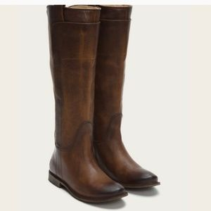 FRYE Women's Paige Tall Riding Boot 👢👢